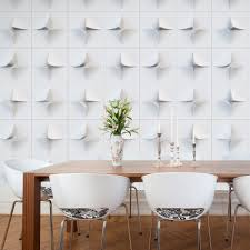New Wall Design by V2 Paperforms Modular Recycled Wall Tiles Add Multi Faceted