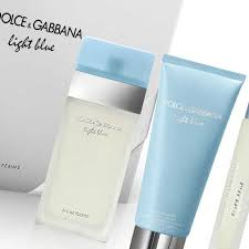 light blue fragrance gift set dolce and gabbana light blue gift set 50ml fragrance direct