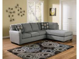 Charcoal Sectional Sofa Signature Design By Zella Charcoal 7020066 7020017