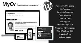 resume templates 2014 wordpress 10 best premium wordpress resume themes for your personal resume