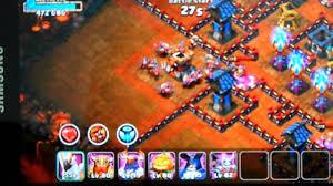 game castle clash mod apk castle clash 1 2 24 mod youtube