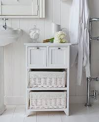 White Wicker Bathroom Storage White Bathroom Storage White 4 Drawer Bathroom Storage Unit White