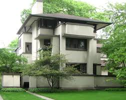 style of home prairie style frank lloyd wright neoteric design 1