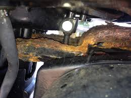 rusted steering bracket new pics pg 3 the hull truth boating