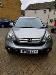 2009 honda crv 2 2 diesel manual 2key full service history in