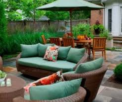 Outdoor Material For Patio Furniture by The Best Materials For Outdoor Furniture