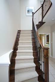 Oak Stair Banister Rod Iron Spindles Staircase Contemporary With Oak Newal Posts Oak