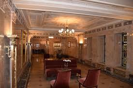 the beresford lobby restoration