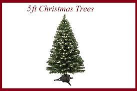 5 foot artificial tree sale