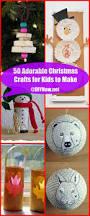 50 adorable christmas crafts for kids to make u2013 diynow net