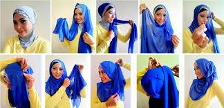 tutorial hijab pashmina kaos yang simple tutorial hijab pashmina dian pelangi 2017 tutorial hijab paling