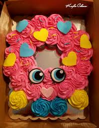 shopkins cupcake cake shopkins my cupcakes pinterest