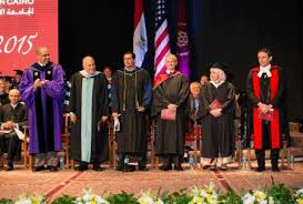 academic robes academic regalia the american in cairo