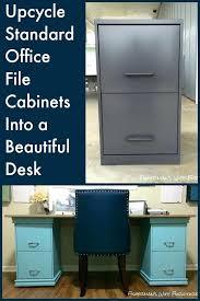file cabinet office desk diy home office desk filing cabinet desk diy home office desk with