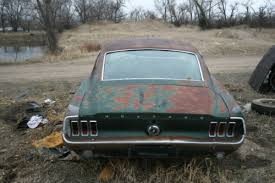 mustangs for sale on ebay 1967 mustang eleanor fastback rustingmusclecars com