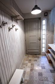 deco de charme décoration peinture entree maison