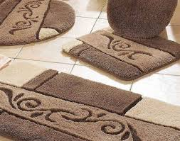 rugs awesome black and gold bathroom rugs awesome black and gold