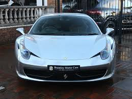 ferrari coupe ferrari 458 italia coupe surrey near london hampshire sussex