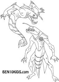 ben 10 111 cartoons u2013 printable coloring pages