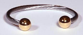 balance bracelet images Two tone balance bracelet jpg