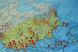 World Map With Pins by File Pushpins In A Map Over The U S A 380092713 Jpg Wikimedia