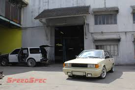 nissan sunny b12 california dreaming speedspec