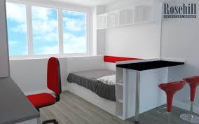 new project awarded nottingham student accommodation rosehill blog