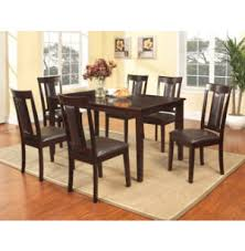 Dining Table   Chairs Dinettes Dining Rooms Art Van - Dining room furniture michigan