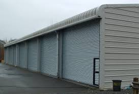 Industrial Overhead Doors by Industry Protection Cetra Security