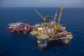exploring chevron u0027s deepwater oil rigs in the gulf of mexico