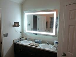 60 bathroom mirror 60 inch bathroom mirror northlight co
