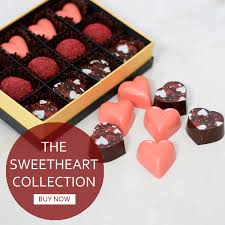 chocolate delivery service introducing the sweetheart collection growing together