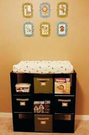 cribs with changing table and storage changing table with storage changing table ideas full image for