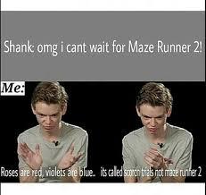 Runner Meme - the maze runner maze runner memes showing 1 10 of 10