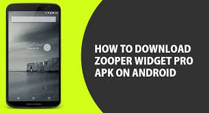 beautiful widgets pro apk zooper widget pro apk v3 0 3 for android device free
