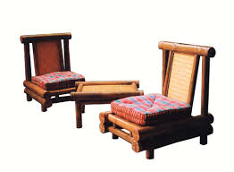 bamboo chairs as the traditional decoration theydesign net