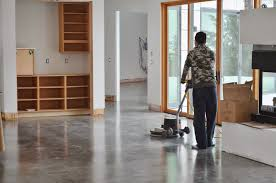 cement floors in homes the pros and cons of concrete flooring diy
