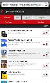 opera mobile store apk opera launches opera mobile store eurodroid