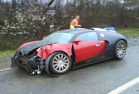 bugatti crash fatal car accident photos pics of bad car accidents