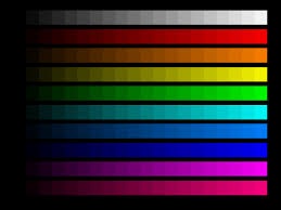 color pattern generator color bar generator richard rosenman advertising design