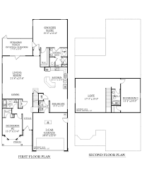 images about floorplans house plans home and loft with 2 bedroom