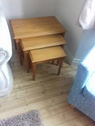 pine coffee table set in york north yorkshire gumtree