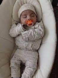 Halloween Mummy Costumes Baby U0027s Mummy Costume Halloween