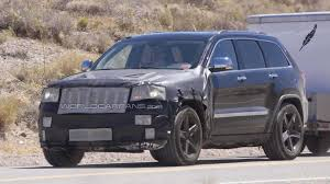cherokee jeep 2010 jeep grand cherokee srt8 spied