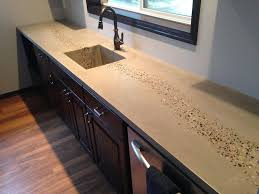 light colored concrete countertops the imperfect beauty of concrete countertops