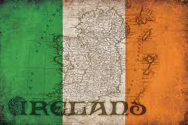 ireland grunge flag by faust3000 on deviantart