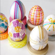 Decorating Easter Eggs With Stickers 10 easter egg decorating ideas for kids day dreamer
