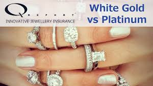 gold or silver wedding rings white gold vs platinum engagement rings made simple
