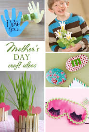 ideas for mother s day mothers day craft ideas for children ye craft ideas