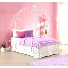 girls twin size bed dream canopy for girls princess bedroom fits twin or full size bed